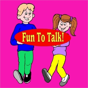 FUN TO TALK logo